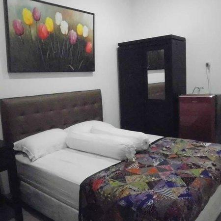 Andelis Homestay : Bed