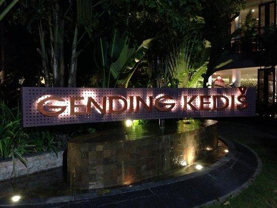 Gending Kedis Villas & Spa Estate: gending kedis