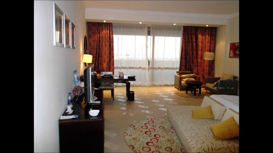 Radisson Blu Hotel, Alexandria: inside room