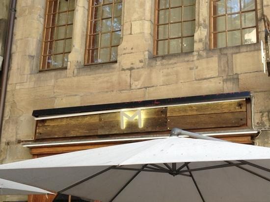Restaurant Le M: M Resturant Geneve