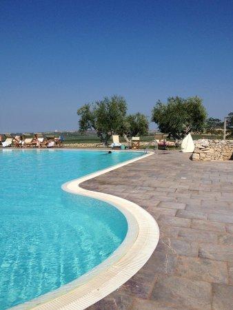 Lama di Luna - Biomasseria : La piscine