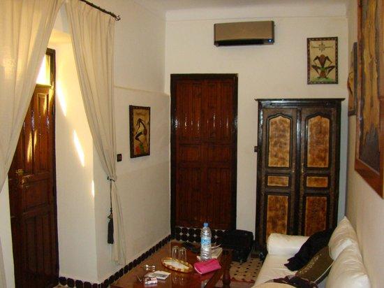 Riad Dar Najat: Chambre vue 2