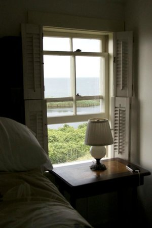 Sea Breeze: View from Room 5