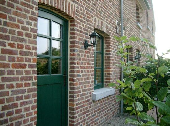 De Heurwinning : entrance house nr 1