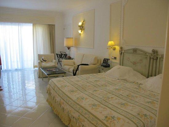 Grand Hotel Quisisana: quarto espaçoso