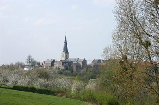 De Heurwinning : view over our village