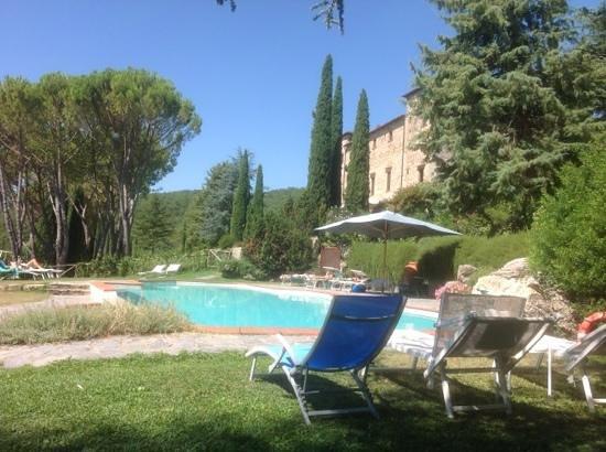Castello di Spaltenna Exclusive Tuscan Resort & Spa: meraviglia