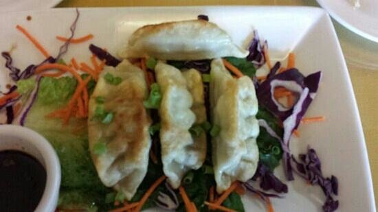 Chai Yo Thai Cuisine: Fried dumplings