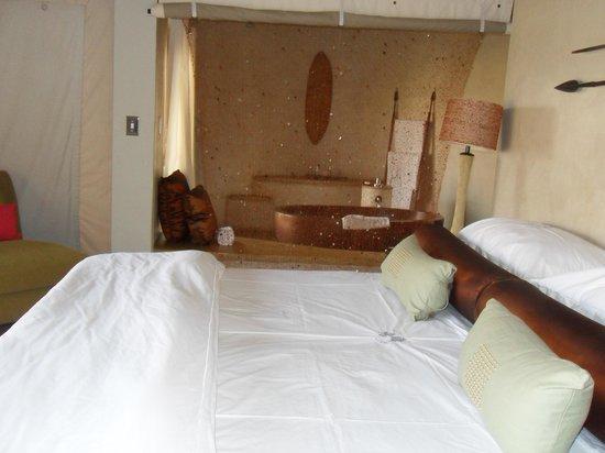 Marataba Safari Lodge: room