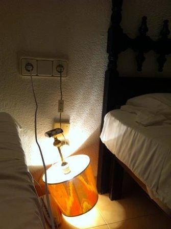 Don Quijote Hotel: camera