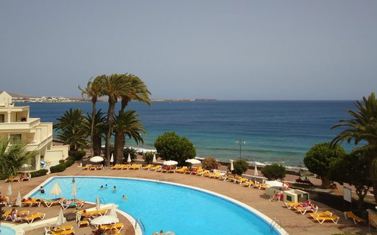 IBEROSTAR Lanzarote Park: Great view