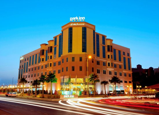 Park Inn by Radisson Al Khobar : Park Inn by Radisson A Khobar