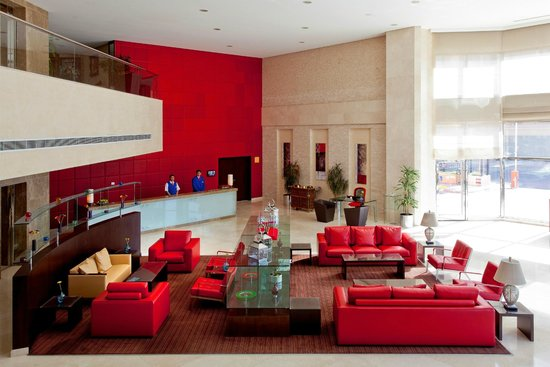 Park Inn by Radisson Al Khobar: Main Lobby