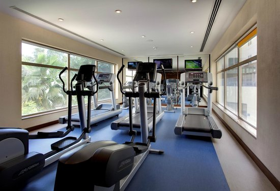 Park Inn by Radisson Al Khobar: State-of-the-art gym