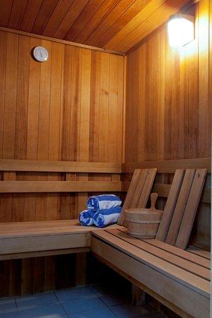 Park Inn by Radisson Al Khobar : Sauna