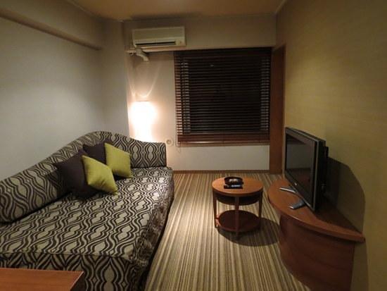 Yaizu Grand Hotel: リビングルーム