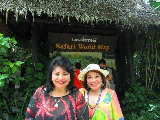 The Tawana Bangkok: Safari World Bangkok