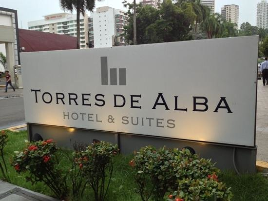 Aparthotel Torres de Alba: Nice Place to Stay