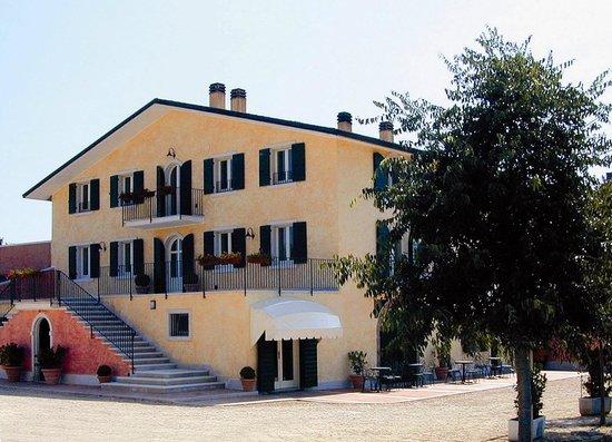 Corte Sant'Arcadio: veduta esterna