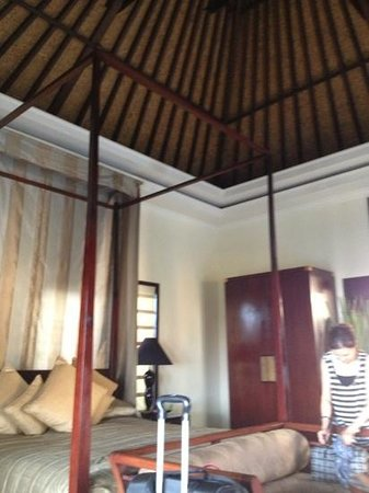 Villa Ylang Ylang: the king room