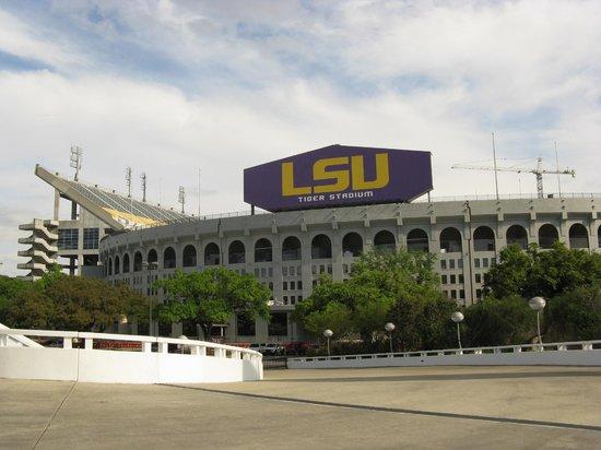 Image result for Louisiana State University--Baton Rouge