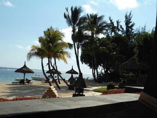The Oberoi, Mauritius: The beach