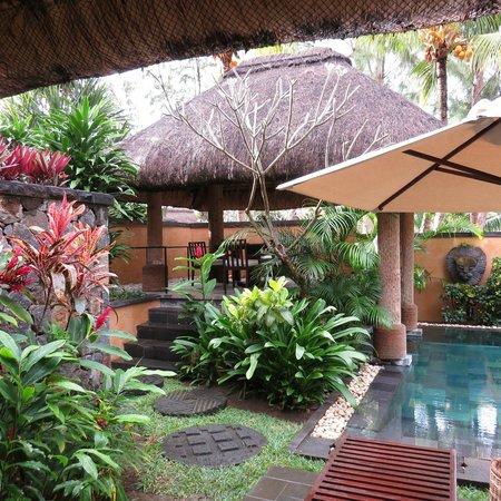 The Oberoi, Mauritius: Private terrace