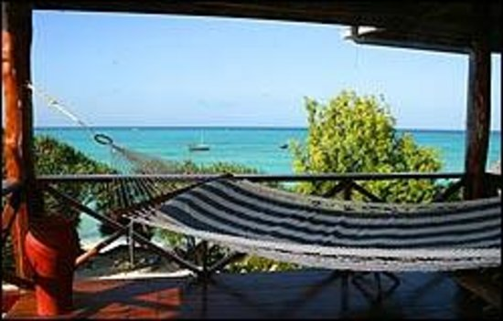 Swell View From Zanzibar House Balcony Picture Of Mnarani Beach Download Free Architecture Designs Rallybritishbridgeorg