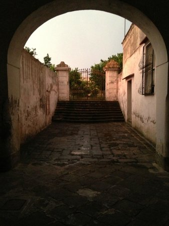 Casa Bormioli : Entrance