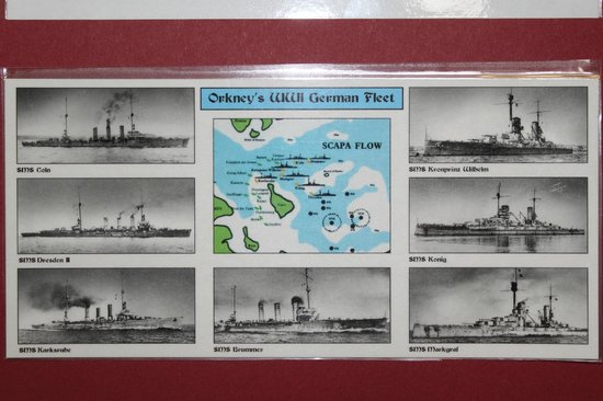 Orkney Fossil and Heritage Centre: German fleet