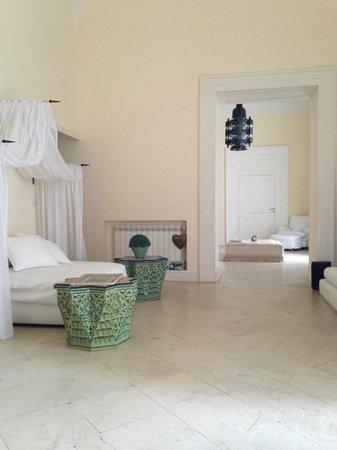 Casa Bormioli : The house