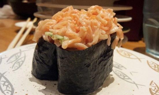 Himawari Zushi Shintoshin: Crabe