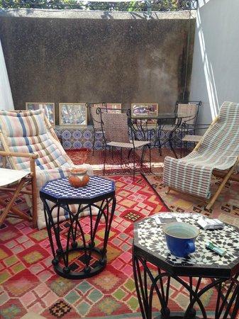 Casa Bormioli : Terrace