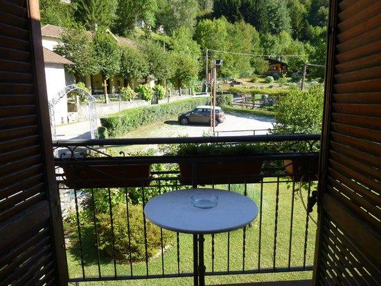 La Griglia H: balcony