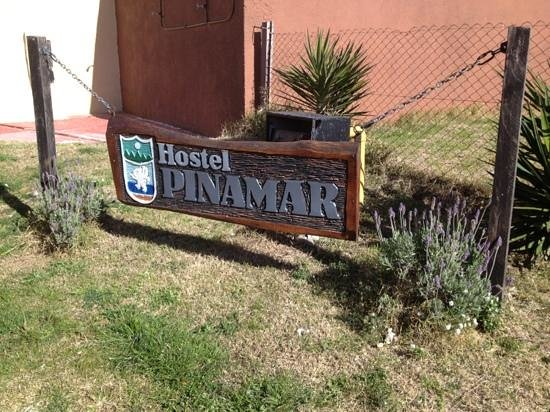 Hostel Pinamar: Entrada