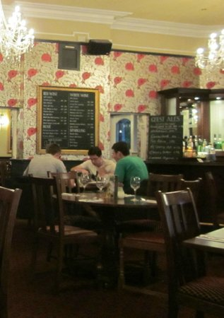 The Philharmonic Dining Rooms Mesas  Philharmonic Hardman Street Liverpool  Picture of The. Philharmonic Dining Rooms Liverpool   designaglowpapershop com