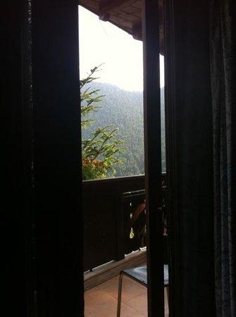 Villa Virginia : room with a view.