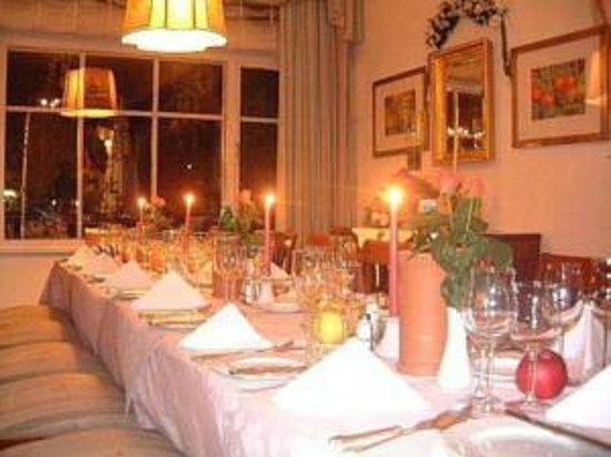 Gourmethotel Am Foerthof : Restaurant am Förthhof Krens an der Donau