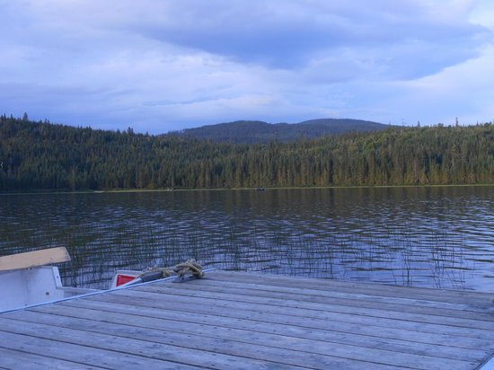 Camp Mercier: Lac Noel
