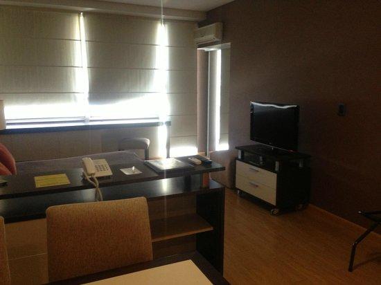 Ayres de Recoleta Hotel: Studio/Apartment