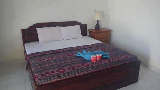 Lembongan Tropical Guest House: Simple mais propre