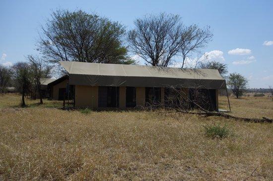 Olakira Camp, Asilia Africa: Tent