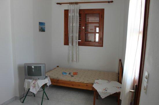 Kontaratos Houses Studios & Apartments: ingresso