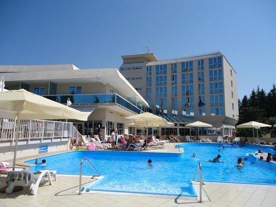 Light All Inclusive Hotel Laguna Park: Pool