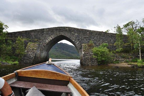 The Europe Hotel & Resort : Boat trip - where lakes meet