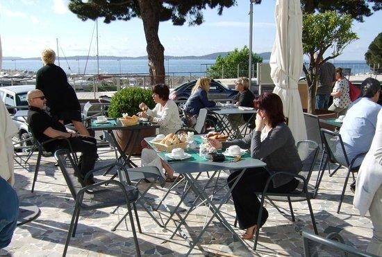 Hotel Richiardi : Café da manhã