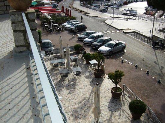 Hotel Richiardi : Vista do quarto