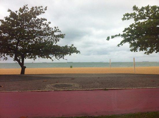 Costa Beach : Vista da rua