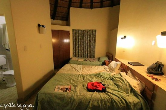 Olifants Rest Camp: La chambre