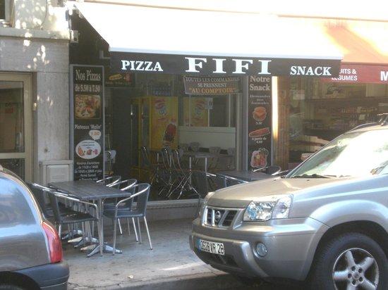 Pizza Fifi: une bonne adresse sur juan les pins